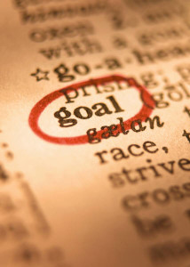 Goal defined